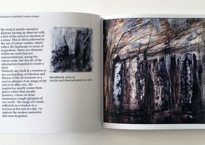Combine Images Rhythm, inside pages